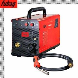 Сварочные аппараты - Сварочный полуавтомат Fubag IRMIG 160 31431.1, 0