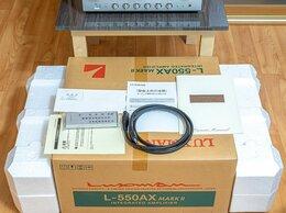 Усилители и ресиверы - Усилитель Luxman L-550AX II, 0