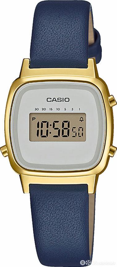 Наручные часы Casio LA670WEFL-2EF по цене 5790₽ - Наручные часы, фото 0