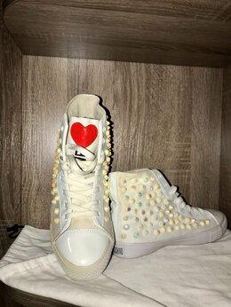 Кроссовки и кеды - Кеды Love Moschino, 0