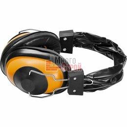 Головные уборы - Наушники защитные, металлические дужки// SPARTA, 0