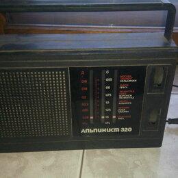 Радиоприемники - Приемник Альпинист-320 Ссср, 0