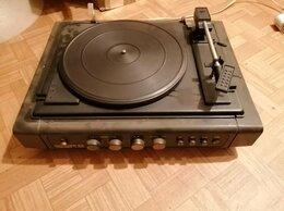 Проигрыватели виниловых дисков - Электрофон-проигрыватель Ноктюрн-212, 0
