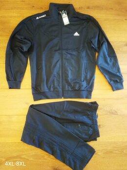 Спортивные костюмы - Спортивный костюм Adidas paзмepы  4XL-8XL, 0