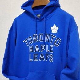 Толстовки - Толстовка NHL Toronto Maple Leafs с Капюшоном 47BD, 0
