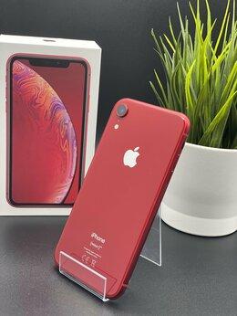Мобильные телефоны - IPhone XR Red 64GB, 0