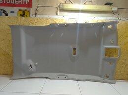 Интерьер  - Обшивка потолка (Renault Captur), 0