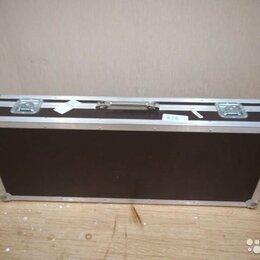 Аксессуары и комплектующие для гитар - Аэро кейс для электрогитары, 0