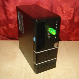 Настольные компьютеры - Системник 2 ядра, 4Гб DDR3 (s-1155)., 0