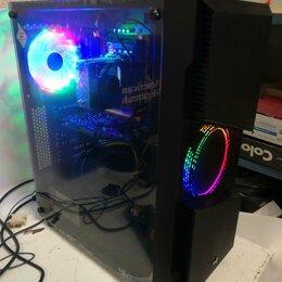 Настольные компьютеры - Мощный игровой компьютер, 0