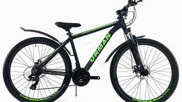Велосипеды - Горный велосипед 27.5 Urman VOLUTION, 0