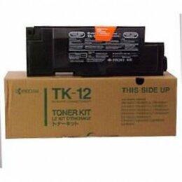 Аксессуары для принтеров и МФУ - Заправка картриджа Kyocera TK-12, для принтеров Kyocera  FS-1550, 1600, 3400, 3, 0