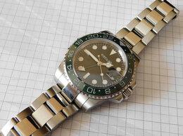 Наручные часы - Механические мужские часы YIBEILING GMT, 0