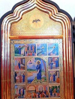 Иконы - Икона Святой Симеон Верхотурский, 0