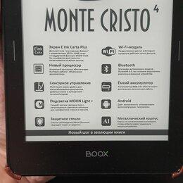 Электронные книги - Электронная книга onyx boox monte cristo 4, 0