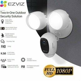 Камеры видеонаблюдения - Ezviz LC1C Два в одном для наружнего наблюдения, 0