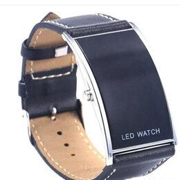 Наручные часы - Часы светодиодные новые, 0