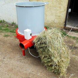 Садовые измельчители - Измельчитель сена и соломы IS-11, 0
