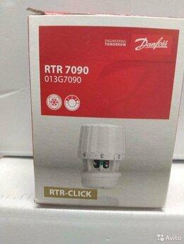 Комплектующие для радиаторов и теплых полов - Термостатическая головка для отопления RTR 7090, 0