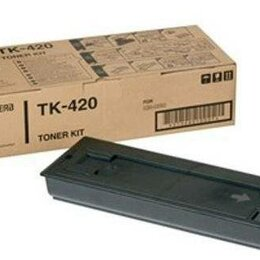 Аксессуары для принтеров и МФУ - Заправка картриджа Kyocera TK-420. для принтера Kyocera KM-2550, 0