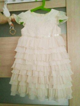 Платья и сарафаны - Платье для девочки нарядное, 0
