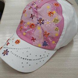 Головные уборы - кепка для девочки, 0