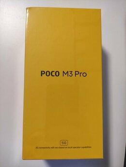 Мобильные телефоны - Смартфон poco M3 Pro 5G 4/64 гб и 6/128 Гб., 0