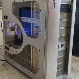 Настольные компьютеры - Комп FX-8350 8ядер/8Gb/120SSd+1Tb/RX560 4Gb, 0