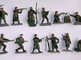 Фигурки и наборы - Советские солдаты Великая Отечественная война, 0