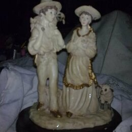 Статуэтки и фигурки - Статуэтка regency fine arts Англия 90-е, 0