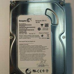 Жёсткие диски и SSD - 160Gb SATA ST3160318AS , 0