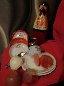 Сервизы и наборы - набор посуды советского периода, 0