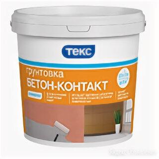 Текс Бетон-контакт Универсал, 4,5 л по цене 750₽ - Строительные смеси и сыпучие материалы, фото 0