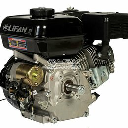 Двигатели - Двигатель LIFAN (Лифан) 168F - 2 D D19, 0
