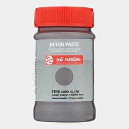 """Зубная паста - Паста для декорирования с эффектом бетона """"Art Creation"""", 100 мл (цвет: 7510 ..., 0"""