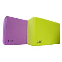 Йога - Набор блоков для йоги Eva Set GESS-093, 0