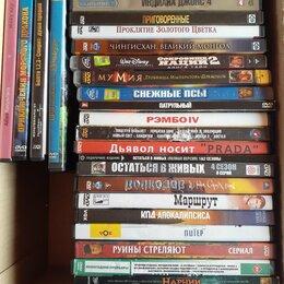 Видеофильмы - Dvd диски , 0