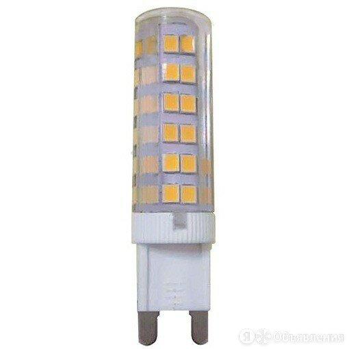 Лампа светодиодная Ecola G9 8W 4200K 4K 360° 65x19 G9RV80ELC по цене 201₽ - Лампочки, фото 0