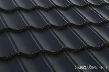 Декра Элеганс Матовый черный по цене 1105₽ - Строительные блоки, фото 0