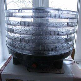 Сушилки для овощей, фруктов, грибов - Овощесушилка Ves Electric VMD-4 электрический…, 0