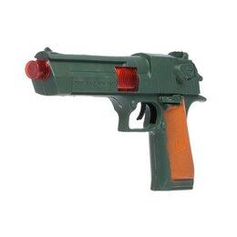 Игрушечное оружие и бластеры - Пистолет-трещотка «Грин», 0