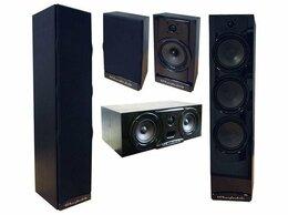 Акустические системы - Комплект акустики, ресивер и сабвуфер, 0