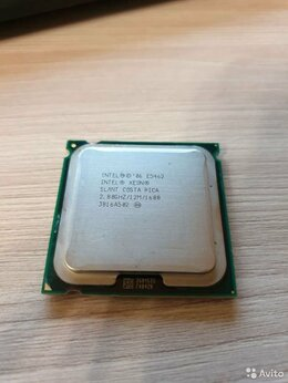 Процессоры (CPU) - Intel Xeon e5440, 0