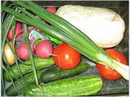 Продукты - ПРОДУКТОВЫЙ НАБОР экологически чистых овощей и…, 0