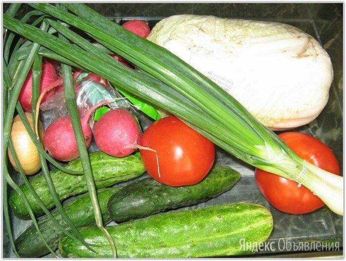 ПРОДУКТОВЫЙ НАБОР экологически чистых овощей и фруктов. по цене 15100₽ - Продукты, фото 0