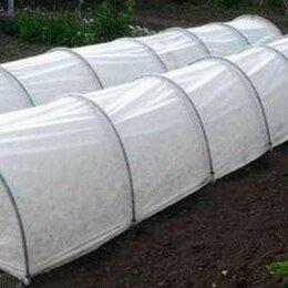 Парники и дуги - Большой парник Богатый Урожай ПДС длина 6 метров с укрывным материалом, 0
