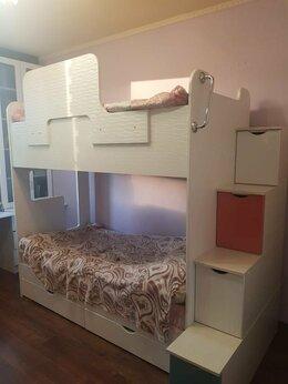 Кроватки - Двухярусная кровать, 0