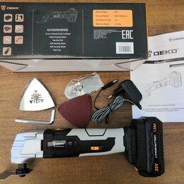 Шлифовальные машины - Реноватор аккумуляторный deko dkot20 multi 063-2050, 0