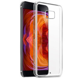 Чехлы - Чехол-накладка для HTC U ULTRA/Ocean Note JZZS TPU у/т пакет белая, 0