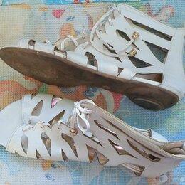 Туфли - Легкая летняя обувь, 0